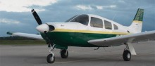 2012 Piper Arrow PA-28R-201 - Four-Place Single Engine Piston Complex Flight Training Aircraft - Cutter Piper Sales