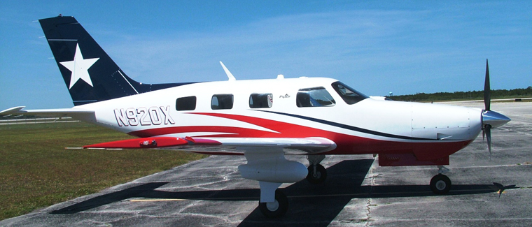 2014 Piper Matrix - s/n: 4692206 - N920X