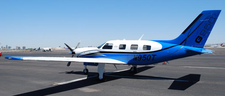 2004 Piper Meridian- MaXus- G950 - s/n: 4697185 - N950T