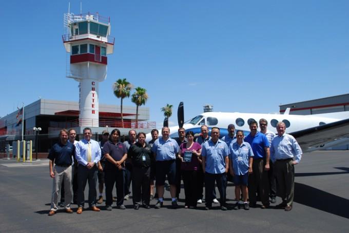 Cutter Aviation - Maintenance Team