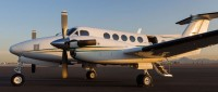 Cutter Aviation Charter Aircraft - Beechcraft King Air 200