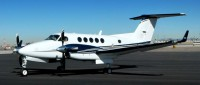Cutter Aviation Charter Aircraft - Beechcraft King Air 250