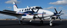 Cutter-Flight-Management-Hawker-Beechcraft-King-Air-C90GTi-Air-Charter