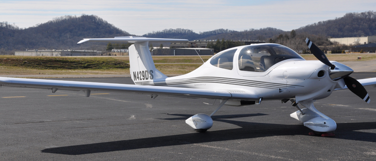 2012 Diamond DA40 XLS - s/n: 40-1139 - N429DS