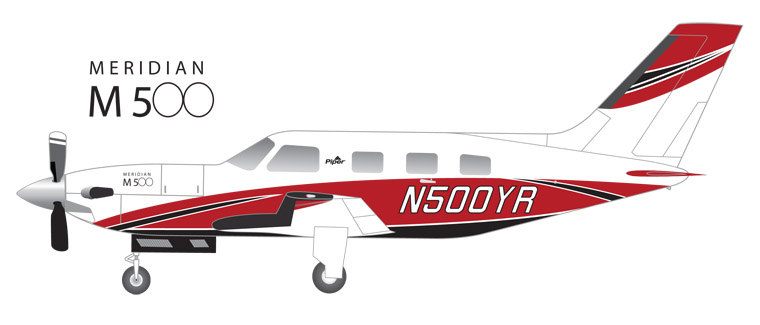 2015 Piper M500 - s/n: 4697587 - N500YR - Cutter Piper Sales