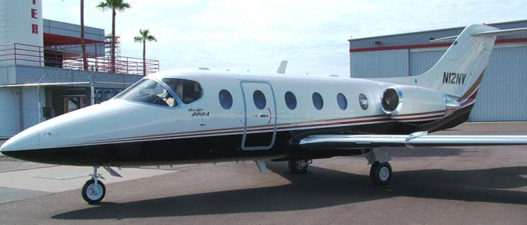1998 Beechcraft Beechjet 400A - s/n: RK-186 - N12NV