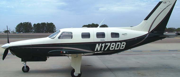 2002 Piper Mirage - s/n: 4636333 - N178DB