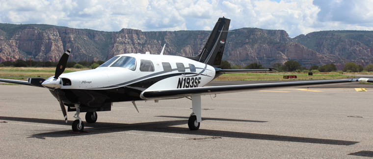 2013 Piper Mirage - s/n: 4636567 - N193SF