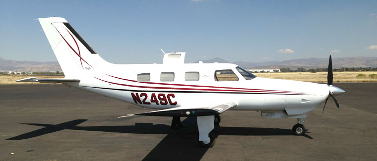 2008 Piper Matrix - s/n: 4692023 - N249C