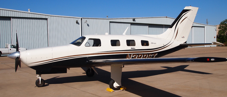 2006 Piper Mirage - s/n: 4636389 - N389ST