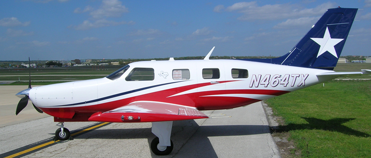 2014 Piper Matrix - s/n: 4692198 - N464TX