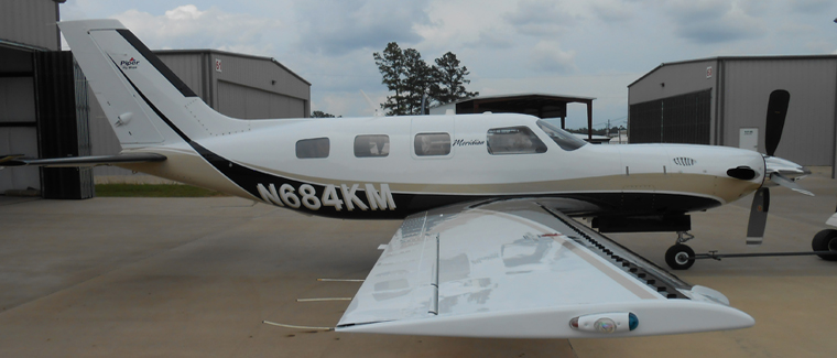 2008 Piper Meridian - s/n: 4697353 - N684KM