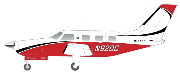 2015 Piper Mirage - s/n: 4636638 - N920C - Cutter Aircraft Sales