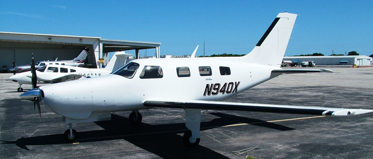 2014 Piper Matrix - s/n: 4692205 - N940X