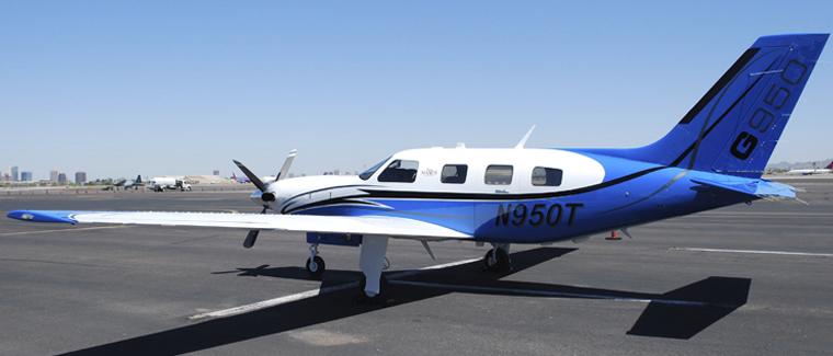 2004 Piper Meridian - s/n: 4697185 - N950T