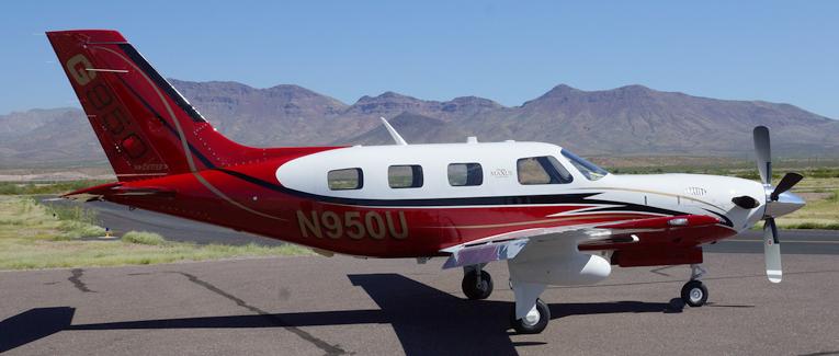 2002 Piper Meridian- MaXus- G950 - s/n: 4697130 - N950U