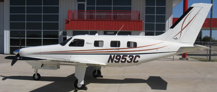 2009 Piper Matrix - s/n: 4692107 - N953C