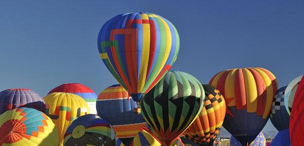 Albuquerque Ballon Fiesta - Cutter Aviation