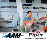 American Aircraft Maintenance - Orange County - Santa Ana, CA - Piper Aircraft Authorized Service Center