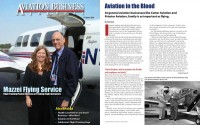Aviation Business Journal - 4th Quarter 2010 - Cutter Aviation - Aviation in the Blood by Colin Bane