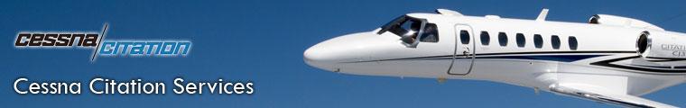 Cessna Citation Services - Cutter Aviation