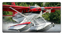 Cutter Aviation Aircraft Sales - Quest KODIAK on Wipaire 7000 Floats