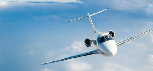Cutter Aviation Beechjet