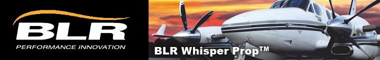 BLR Performance Innovation Whisper Propeller - Cutter Aviation