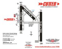 Cutter Aviation Colorado Springs - City of Colorado Springs Airport (COS) Diagram