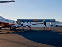 Cutter Aviation Phoenix Deer Valley AZ (DVT) FBO Ramp