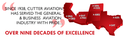 Cutter Aviation - Leading the Business of Aviation