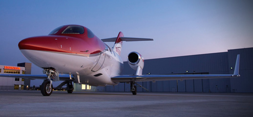 Natural Laminar - HondaJet Southwest