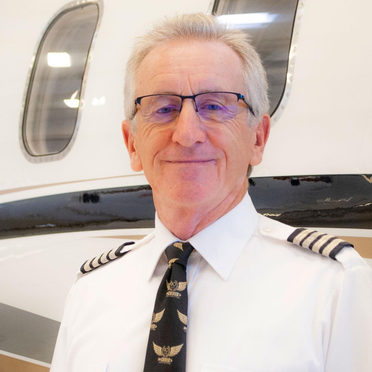 Perry Breitenstein - Cutter Aviation