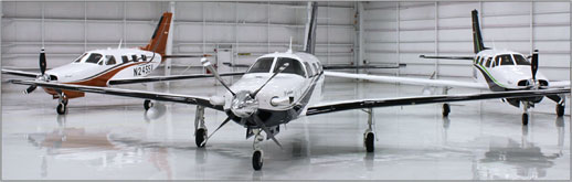 The Piper Aircraft Model Line of New Aircraft Including the M-Class Family and Trainer Line - Texas Piper Sales