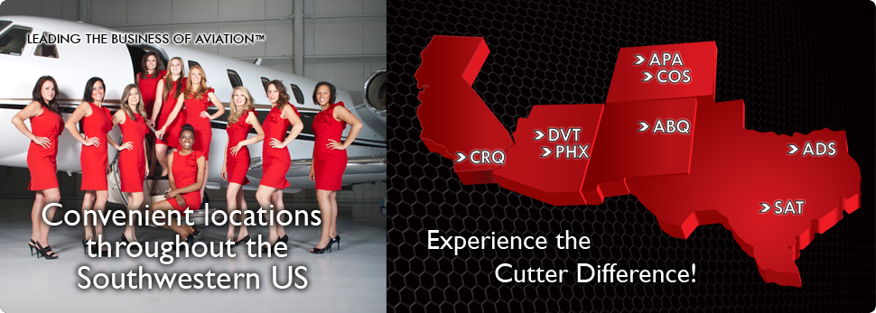 Cutter FBO Locations