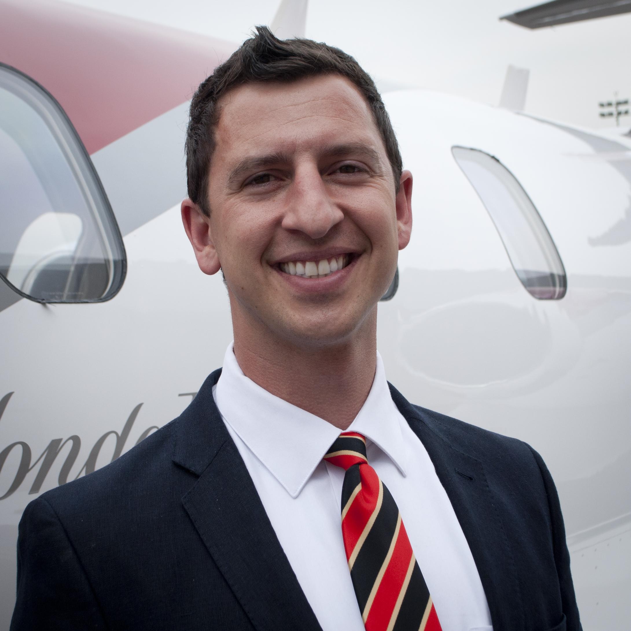 Taylor Butterfield - Cutter Aviation