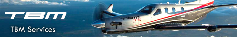 TBM Services - Cutter Aviation