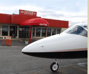 Cutter Aviation Albuquerque NM - ABQ - Corporate Business Aircraft Terminal New Mexico