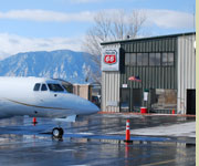 Cutter Aviation Colorado Springs CO - COS - Corporate Business Aircraft Terminal Colorado