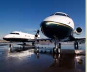 Cutter Aviation Phoenix Deer Valley AZ - DVT - Corporate Business Aircraft Terminal Arizona
