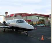 Cutter Aviation El Paso TX - ELP - Corporate Business Aircraft Terminal Texas