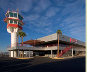 Cutter Aviation Phoenix Sky Harbor AZ - PHX - Corporate Business Aircraft Terminal Arizona
