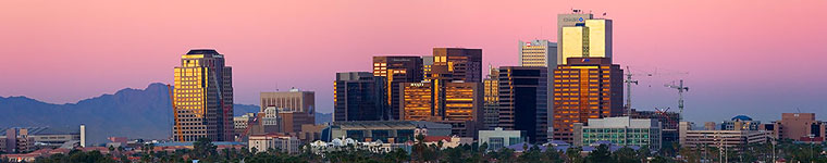 Cutter Aviation Phoenix Sky Harbor AZ - PHX - FBO Location Arizona
